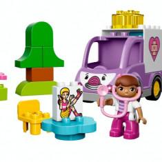 LEGO® DUPLO® Ambulanta doctoritei Plusica - 10605