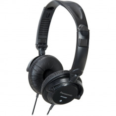Casti Panasonic RP-DJS200, Casti Over Ear, Cu fir, Jack 3, 5mm