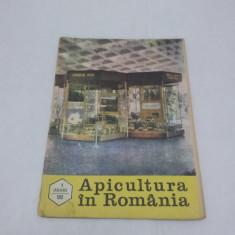 Revista/Ziar - REVISTA APICULTURA ÎN ROMÂNIA NR. 1 - IANUARIE 1982