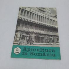 Revista/Ziar - REVISTA APICULTURA ÎN ROMÂNIA NR. 5-MAI 1989