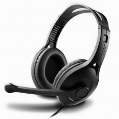 Casti Edifier K800 Stereo cu microfon, negre - Casti PC