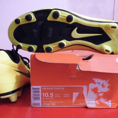 Adidasi barbati Nike, Piele sintetica - NIKE T90 Exacto Produs original in cutia lui 43 ghete fotbal crampoane adidasi