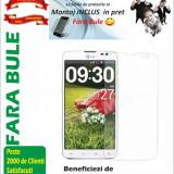 Folie protectie LG L70 Dual D325 transparenta Montaj iNCLUS in Pret