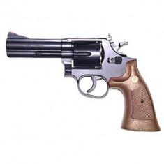 Revolver airsoft UHC M-586 4'' arma airsoft pusca pistol aer comprimat sniper shotgun