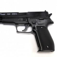 CyberGun HPA Sig Sauer P.226 Metal slide arma airsoft pusca pistol aer comprimat sniper shotgun
