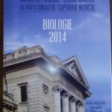 teste grila medicina  Biologie si Chimie