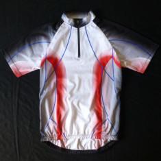 Tricou ciclism Crane Active Wear TechTex Speed Coolmax; S unisex; ca noua