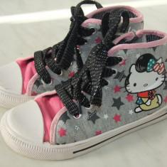 Tenisi copii - Tenesi fetite Hello Kitty-marimea 29