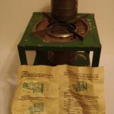Lampa gatit cu gaz / petrol veche , colectie