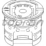 Lagar suport ax BMW 3 cupe E92 PRODUCATOR TOPRAN 501 607