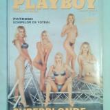 Revista barbati - Revista PLAYBOY - Super blonde - anul 2001 luna 04