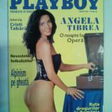 Revista barbati - Revista PLAYBOY - Angela Tibrea - anul 2001 luna 03