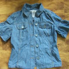 Bluza de bluzi superba KRIZIA S/M - Bluza dama Krizia, Culoare: Din imagine, Maneca scurta, Bumbac