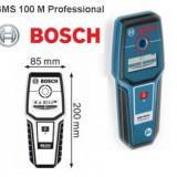 Detector de metal Bosch GMS 100 M Professional