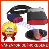 Tester multimarca DELPHI DS150E + Cabluri camioane # GARANTIE # - Tester diagnoza auto