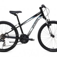 Bicicleta pentru copii, 24 inch, 24 inch, 7-12 ani, Aluminiu, Numar viteze: 21 - Bicicleta copii Specialized Hotrock 24 inci cu 21 viteze ca si noua