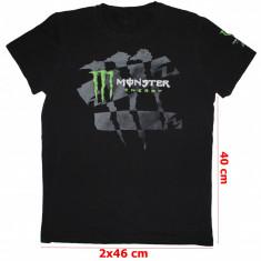 Echipament Ciclism, Tricouri - Tricou Monster Energy, barbati, marimea S-M