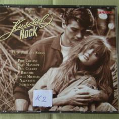 KUSCHELROCK 2 - 1989 - 2 C D Original - Muzica Dance sony music