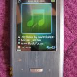 Media player - MP4-Mp3 PHILIPS GoGear ARIAZ 4Gb model 5A2ARA04K ..18 ore de Fuctionare pe Mp3 (fara casti)