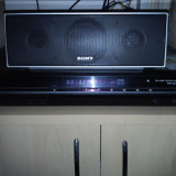Home Cinema SONY - Sistem Home Cinema Sony, 40-300 W, Numar canale: 5.1, DVD, Tuner radio: