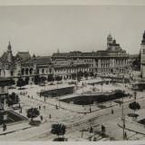 Oradea, Nagyvarad, Bihor - Piata Szent Laszlo - Piesa de colectie ! - Carte Postala Transilvania 1904-1918, Necirculata