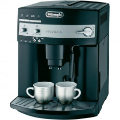 Espressor automat Delonghi, Cafea boabe, Espresso, 15 bar, 1.8 l, 1450 W - Espressor de cafea automat DeLonghi masina cafea capucino BONUS cana filtranta