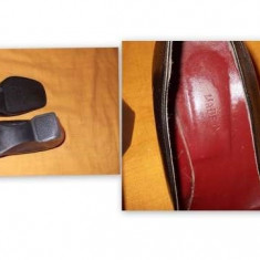 Pantofi dama - Pantofi f frumosi si comozi, mar 38, made in Italy, f comozi si moi, pe interior la talpa au burete, f frumos lucrati