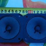 Difuzoare pentru inalte (tweetere) germane, ITT, 0-40 W