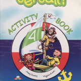 SET SAIL - ACTIVITY BOOK 4 - Curs Limba Engleza