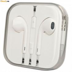 Casti iPhone 3GS MD827ZM/A albe - Casti Telefon