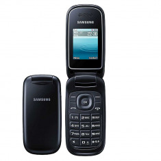 Telefon Samsung, Negru, Nu se aplica, Neblocat, Single SIM, Fara procesor - Samsung E1270