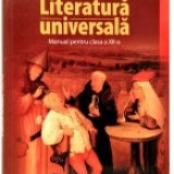 Manual Clasa a IX-a - Literatura universala. Manual clasa a 12-a