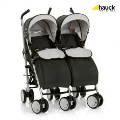 Carucior Torro Duo Black - Carucior copii 2 in 1 Hauck