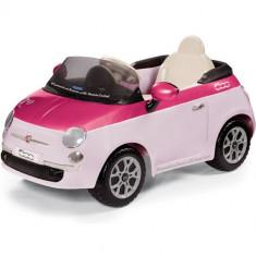 Masinuta electrica copii Peg Perego - Fiat 500 Pink