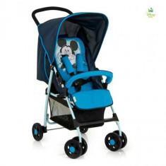 Carucior Sport Mickey Blue - Carucior copii 2 in 1 Hauck