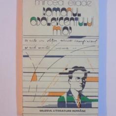 ROMANUL ADOLESCENTULUI MIOP de MIRCEA ELIADE, 1933