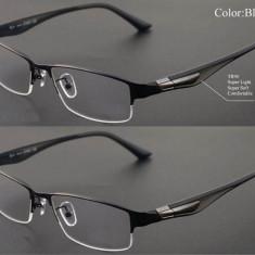 Rame ochelari vedere ray ban gun metal + toc original 100% reducere 70% - Rama ochelari Ray Ban
