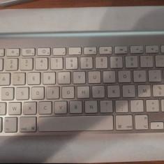 TASTATURA APPLE ORIGINALA MAGIC KEYBOARD BLUETOOTH, Mini tastatura, Fara fir