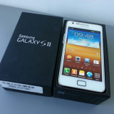 Telefon mobil Samsung Galaxy S2, Alb, 16GB, Neblocat - Samsung Galaxy S2
