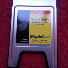 Adaptor PCMCIA la Compact Flash CF, Altul