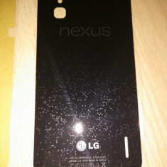 Capac baterie - Geam capac spate LG Nexus 4