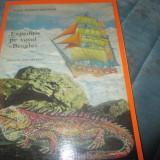 PAUL KANUT SCHAFER - EXPEDITIE PE VASUL BEAGLE - Carte de aventura