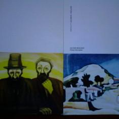 ILUSTRATA / CARTE POSTALA / VEDERE VICTOR BRAUNER - Carte postala tematica, Necirculata