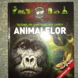 Intamplari uimitoare din lumea animalelor, cu ilustratii 3D - Carte educativa