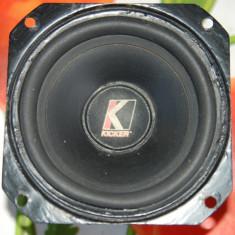 Difuzor KICKER Resolution R4 - Boxe auto Kicker, 0-40W