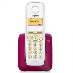 Telefon fix Gigaset A130 fara fir Rosu