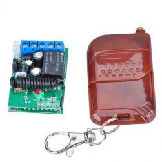 Comutator - Kit rf 315MHz wireless wifi 1 canal releu telecomanda garaj poarta usa auto