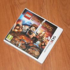 Jocuri Nintendo 3DS, Actiune - Joc Nintendo 3DS - LEGO The Lord of the Rings, nou, sigilat