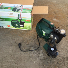 Pompa gradina Mr. Gardener, Pompe de suprafata - Pompa pentru apa/ vin/ lichide 4000 l cu automatizare(hidrofor)