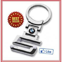 Breloc auto nou pentru BMW seria 5 si cutie simpla cadou
